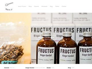 Fructus フラクタス