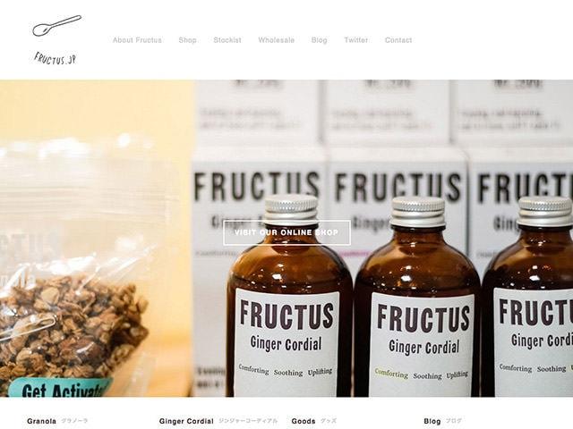 Fructus �ե饯����