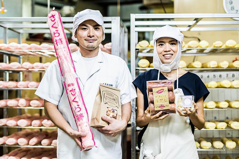 お麩・麩菓子の製造・販売・卸売りのオンラインショップ